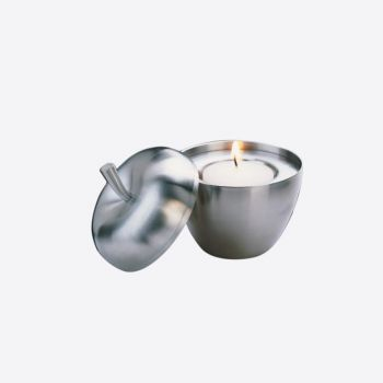 Point-Virgule apple candle holder