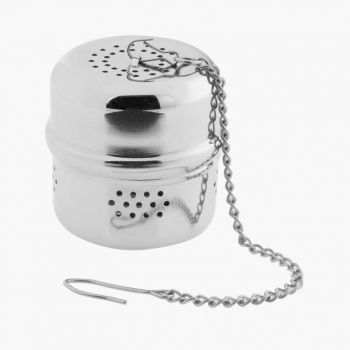Westmark stainless steel tea infuser cylinder 4x4x4cm