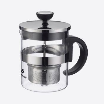 Westmark Tea Time glass tea maker with infuser 600ml