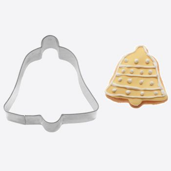 Westmark stainless steel cookie cutter bell 6.6x6.4x2.2cm