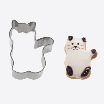 Westmark stainless steel cookie cutter cat 5x4x2.2cm
