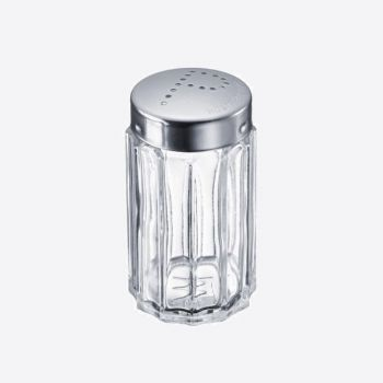 Westmark Traditionell pepper shaker in glass and stainless steel ø 3.7x3.7x7cm (per 10pcs)