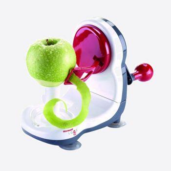 Westmark Loop appelschiller uit kunstsof en rvs 24.5x11x17.5cm