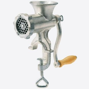 Westmark steel meat grinder with screw clamp size 5