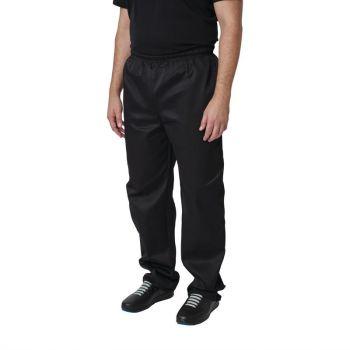 Whites Vegas unisex koksbroek zwart XL