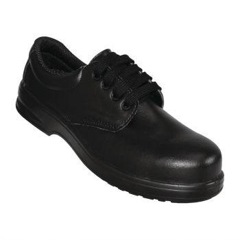 Lites unisex veterschoenen zwart 45