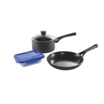 Pyrex Master Student Kit Pan Set of 3 Pieces