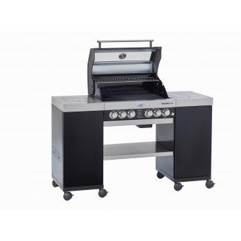 Rösle Barbecue Barbecue Gas Videro G4-SL 30 mbar