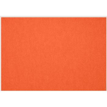 Daff Easy.PET Petup Placemat Recyclebaar 31 x 42 Orange