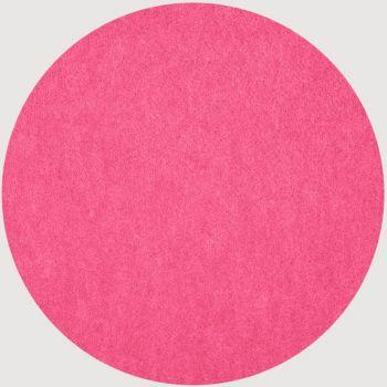 Daff Easy.PET Petup Coaster Round Recyclebaar 18 cm Pink