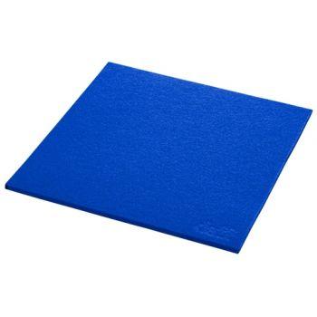 Daff Coaster Square 20x20 cm. Azur blue
