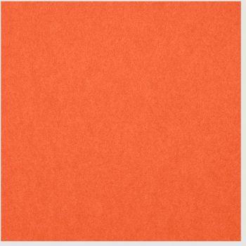Daff Easy.PET Petup Coaster Square Recyclebaar 10 x 10 cm Orange