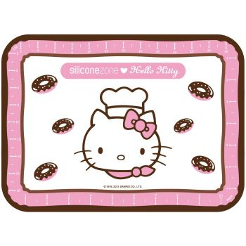 Silicone Zone Silicone Baking Hello Kitty Junior Baking Mat Junior