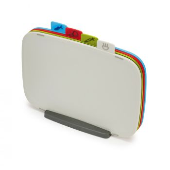 Joseph Joseph Duo Cutting Board Set of 4 Pieces with Holder