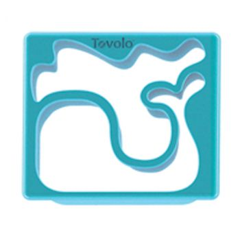Tovolo Food Prep Sandwich Shapers Whale/Octopus