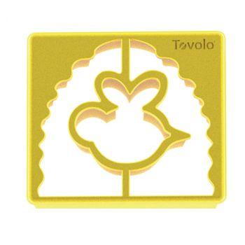 Tovolo Food Prep Sandwich Shapers Bee/Hive