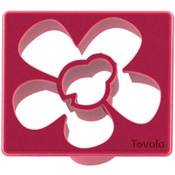 Tovolo Food Prep Sandwich Shapers LadyBug/Flower