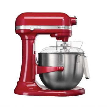 KitchenAid professionele mixer rood 6.9L