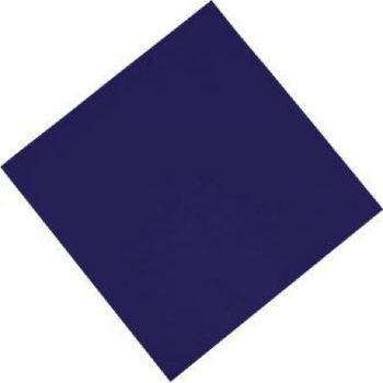 Fasana professionele tissueservetten blauw 33x33cm