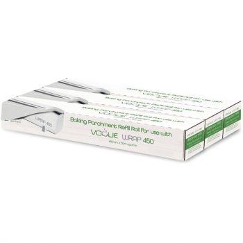 Bakpapier navulling voor Vogue Wrap450 dispenser