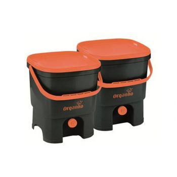 Cuisine-c Bokashi Organico S2 Eco Bucket Brain Inc