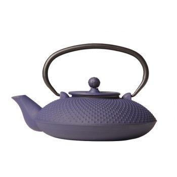 Cosy & Trendy Nara Teapot Blue Cast Iron 800ml W. Filt