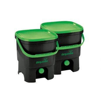 Cuisine-c Bokashi Organico S2 Eco Container Brain