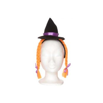 Cosy @ Home Headband With Witch Hat