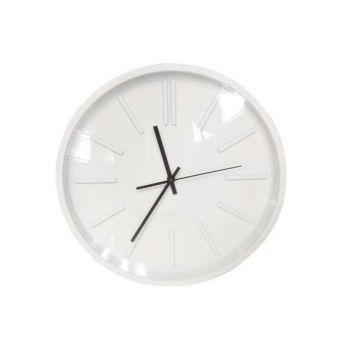 Cosy @ Home Clock Round White 35.5x35.5x5cm