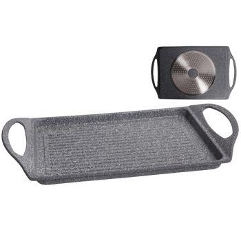 Cosy & Trendy Marble Grill Plate Ro Cast Aluminium