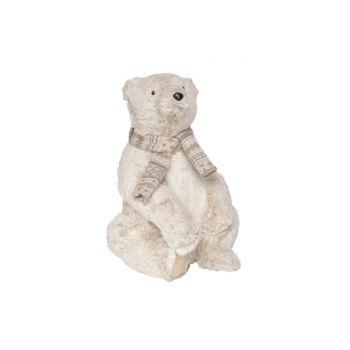 Cosy @ Home Bear Giant Greige Sitting 29x29x40cm