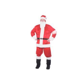 Goodmark Santa Costume Soft Plush 5 Pieces