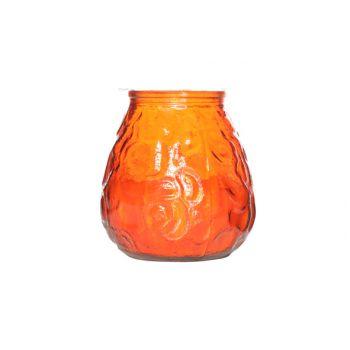 Cosy & Trendy For Professionals Ct Lowboy Orange D10xh10.5cm