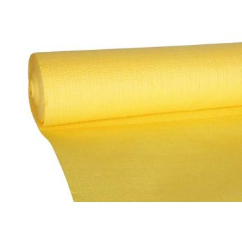 Cosy & Trendy For Professionals Ct Prof Tablecloth Yellow 1,18x20m