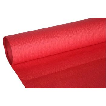 Cosy & Trendy For Professionals Ct Prof Tablecloth Red 1,18x20m