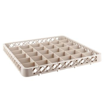 Plastibac Cast-on Edge 36 Compartments
