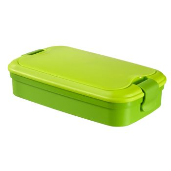 Curver Lunch Go Lunchbox With Cutlery Green