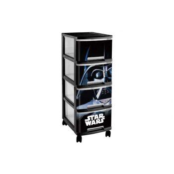 Curver Star Wars 4x10l 26x35xh68cm