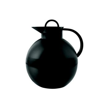 Alfi Kugel Vacuum Jug Black Mat 940ml