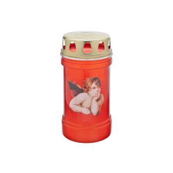 Cosy & Trendy Ct Gravelights  Red Deco Angel - 48 H