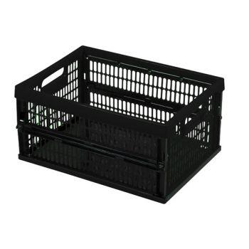 Curver Shopbox 34l Black 47x34xh24cm
