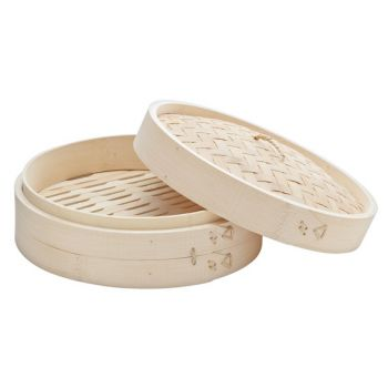 Cosy & Trendy Co&tr Bamboo Steamer D25xh9,5cm