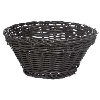 Cosy & Trendy For Professionals Ct Prof Basket Black Round D15xh7cm