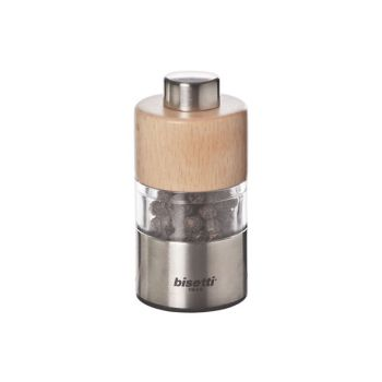 Bisetti Orta Mini Peppermill Naturel 6.5cm