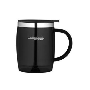 Thermos Desk Mug Black 0.45l