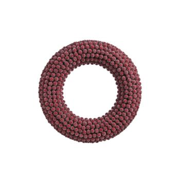 Cosy @ Home Xmas Wreath Sugarberries Red D30xh5cm