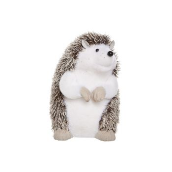 Cosy @ Home Hedgehog Brown White 23x18x31cm