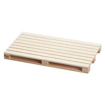 Bisetti Pallet Cutting Board-tray L 40x15x3cm