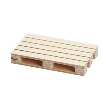 Bisetti Pallet Cutting Board-tray S 20x12x3cm