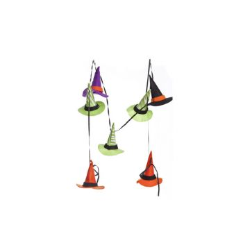 Cosy @ Home Garland Colorful Witch Hats 150cm